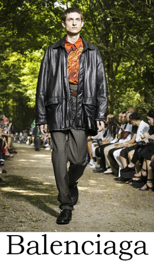 Clothing Balenciaga For Men Spring Summer