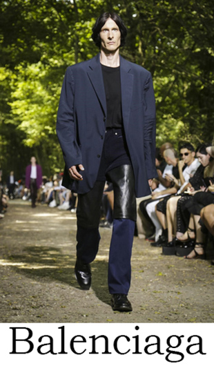 Clothing Balenciaga Spring Summer 2018 For Men