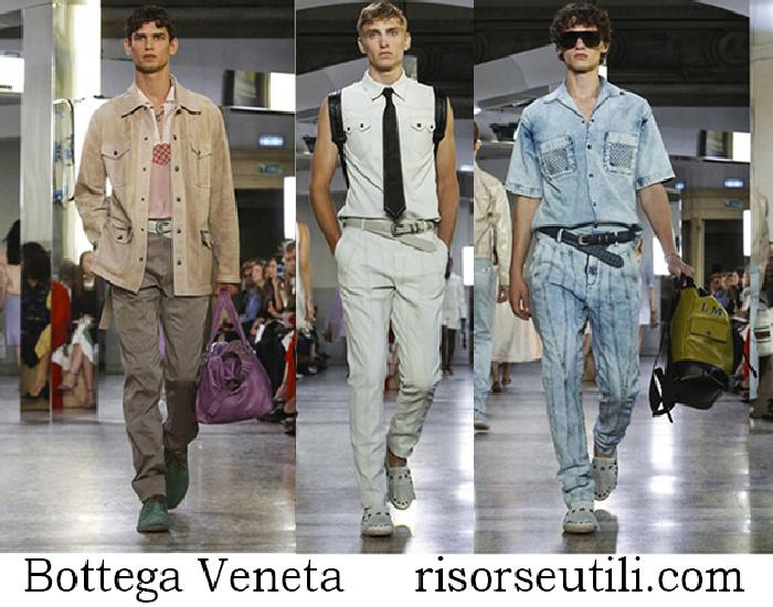 Clothing Bottega Veneta Spring Summer Fashion For Men