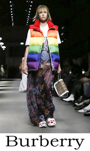 Clothing Burberry Fall Winter 2018 2019 For Women