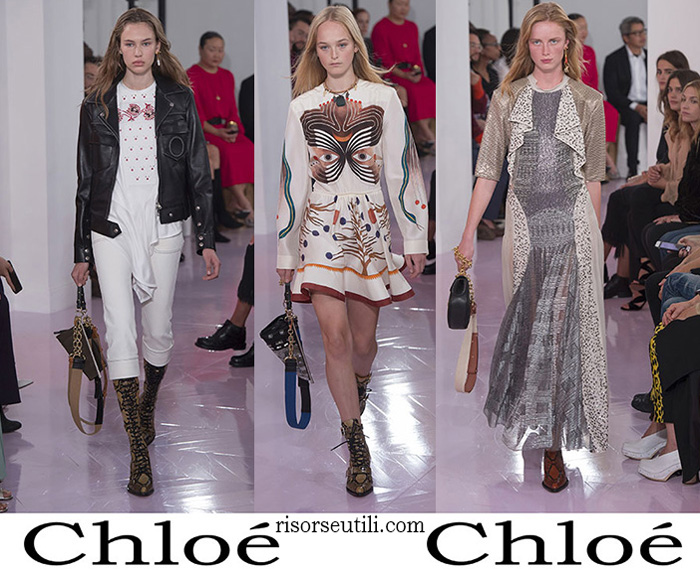 Clothing Chloé Spring Summer Lifestyle For Women
