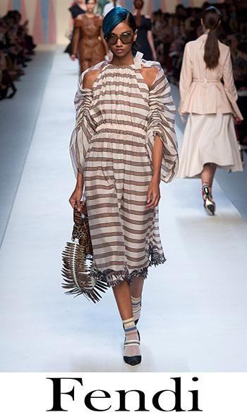 Clothing Fendi For Women Spring Summer