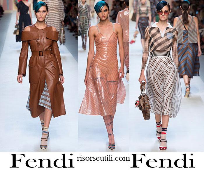 Clothing Fendi Spring Summer Fashion For Women