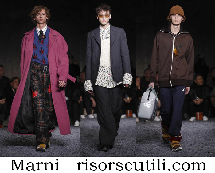 Clothing Marni Fall Winter Fashion For Men