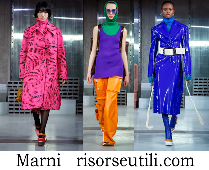Clothing Marni Fall Winter Lifestyle For Women
