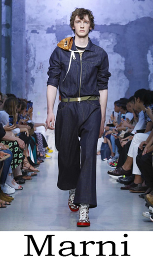 Clothing Marni Spring Summer 2018 For Men
