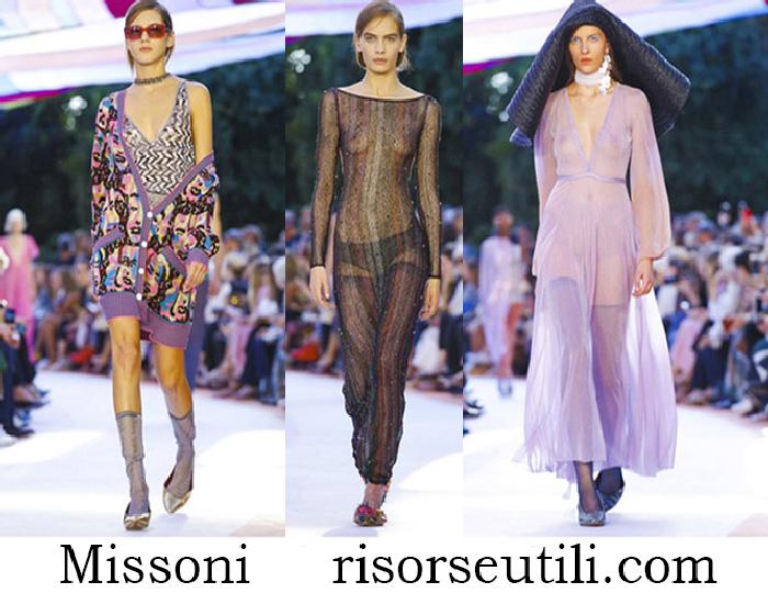 Clothing Missoni Spring Summer Brand For Women