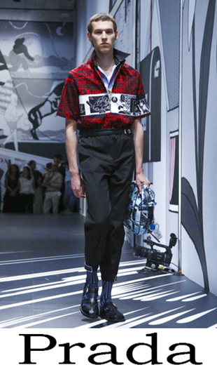 Clothing Prada For Men Spring Summer
