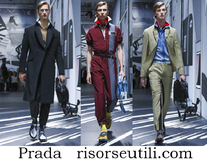 Clothing Prada Spring Summer Fashion Trends For Men
