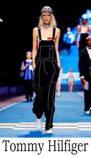 Clothing Tommy Hilfiger Spring Summer 2018 For Women