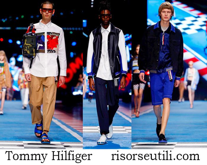 Clothing Tommy Hilfiger Spring Summer Brand For Men