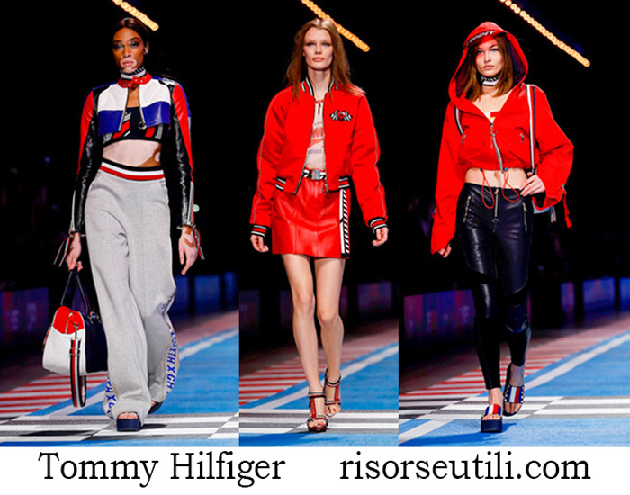 Clothing Tommy Hilfiger Spring Summer Lifestyle