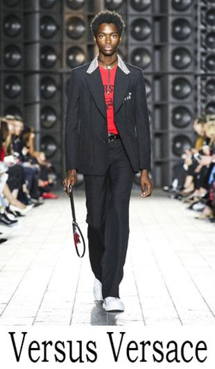 Clothing Versus Versace For Men Spring Summer
