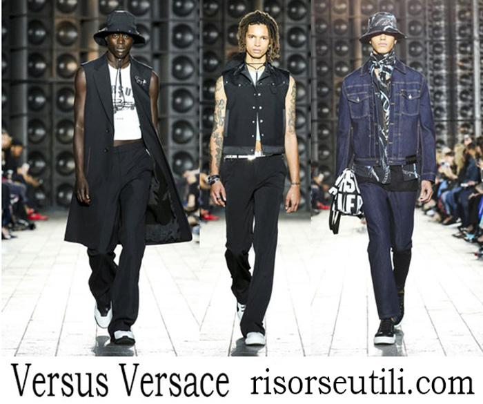 Clothing Versus Versace Spring Summer Fashion For Men