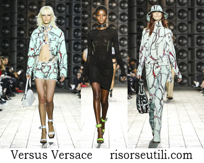 Clothing Versus Versace Spring Summer Lifestyle For Women