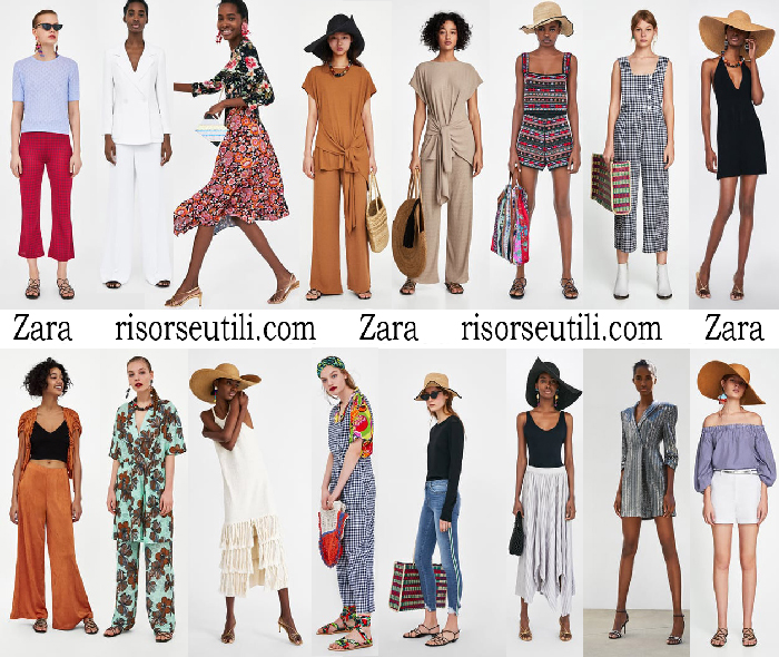Clothing Zara Spring Summer New Arrivals For Women