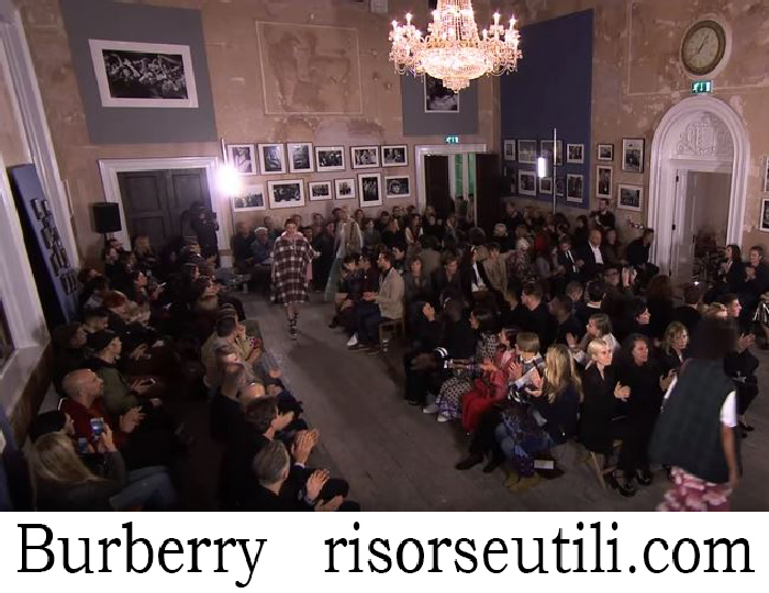 Fashion Show Burberry For Men Spring Summer 2018