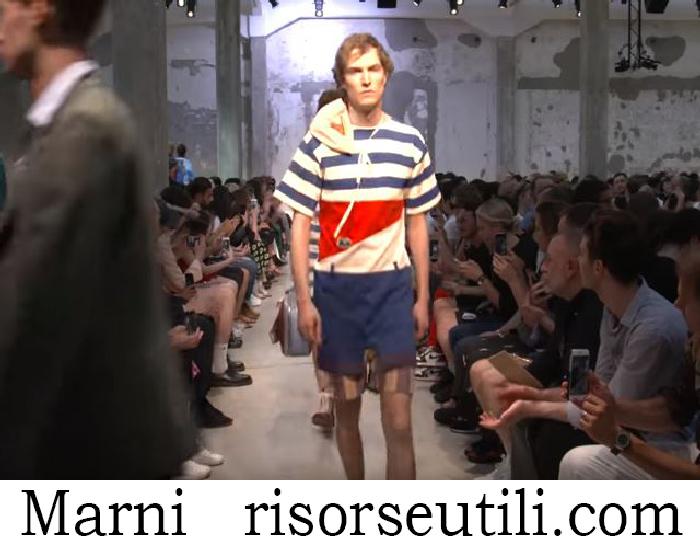 Fashion Show Marni For Men Spring Summer 2018