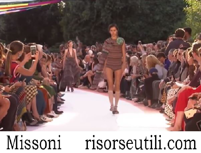 Fashion Show Missoni For Women Spring Summer 2018