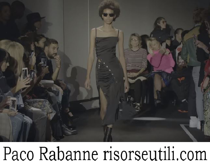 Fashion Show Paco Rabanne For Women Spring Summer 2018
