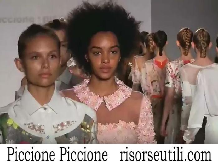 Fashion Show Piccione Piccione For Women Spring Summer 2018