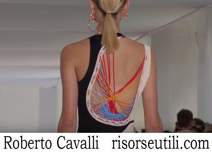 Fashion Show Roberto Cavalli For Women Spring Summer 2018