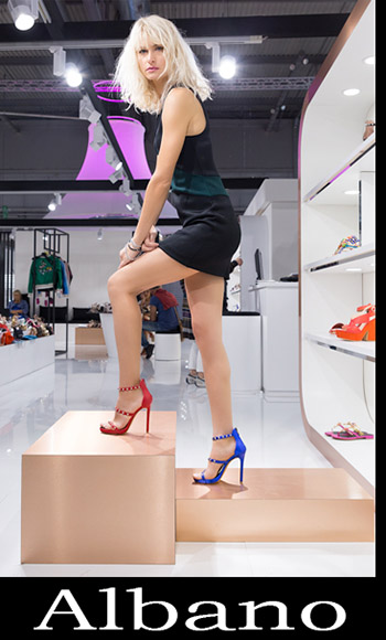 Fashion Trends Albano Shoes For Women Spring Summer