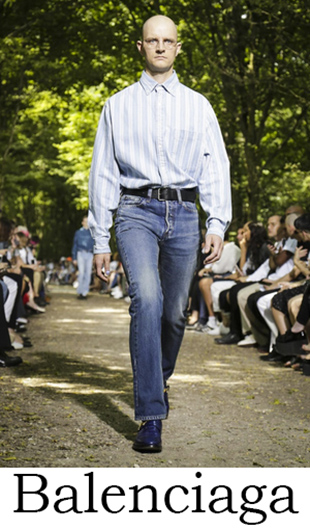 Fashion Trends Balenciaga Spring Summer 2018 For Men