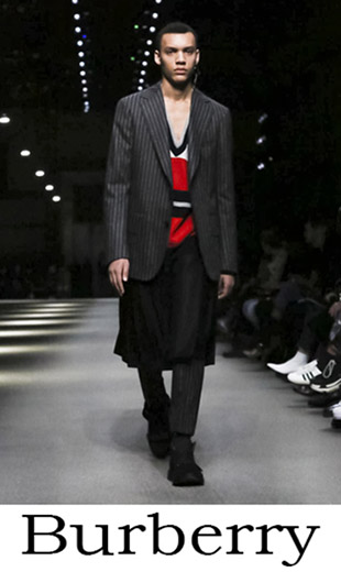 Fashion Trends Burberry Fall Winter 2018 2019 For Men