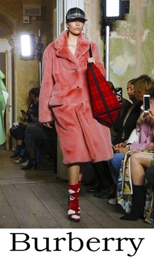 Fashion Trends Burberry Spring Summer 2018 For Women