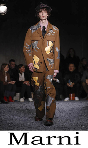 Fashion Trends Marni Fall Winter 2018 2019 For Men