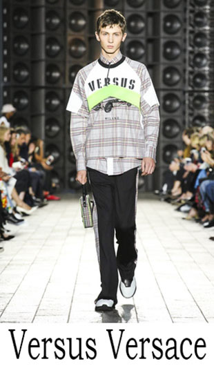 Fashion Trends Versus Versace 2018 Clothing For Men