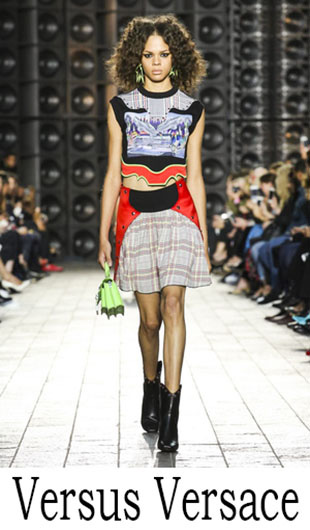 Fashion Trends Versus Versace 2018 Clothing For Women