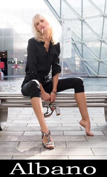 Footwear Albano For Women Spring Summer 2018