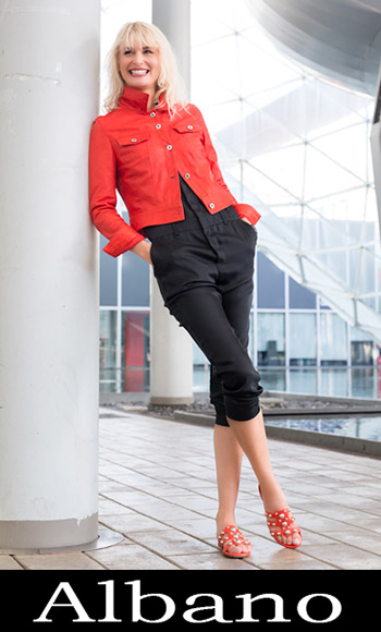 Footwear Albano For Women Spring Summer