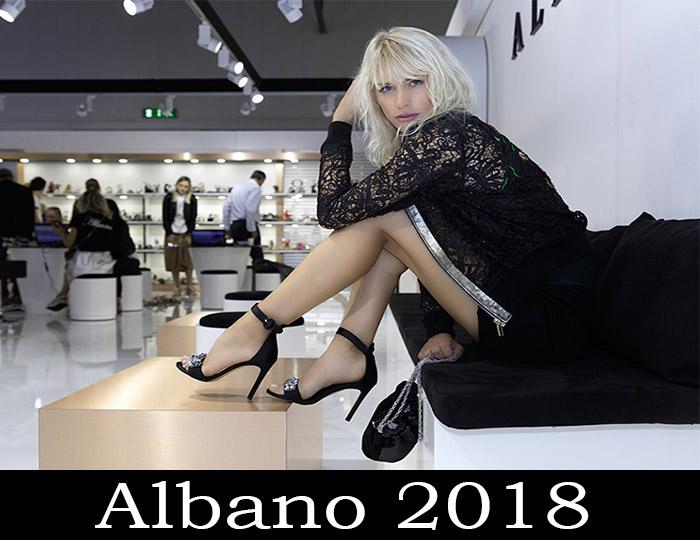 Footwear Albano spring summer for women
