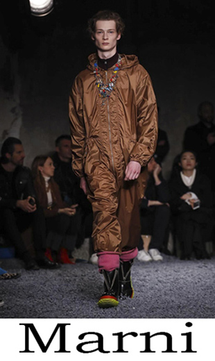 Marni Fall Winter 2018 2019 Fashion For Men