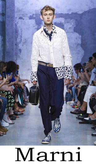 Marni Spring Summer 2018 Clothing For Men