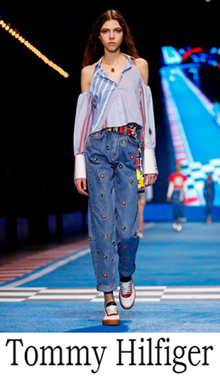 New Arrivals Tommy Hilfiger 2018 Clothing For Women
