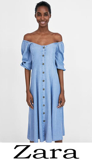 New Arrivals Zara 2018 Clothing For Women