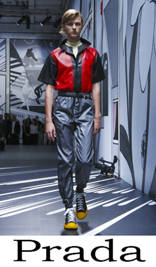 Prada Spring Summer 2018 Clothing For Men