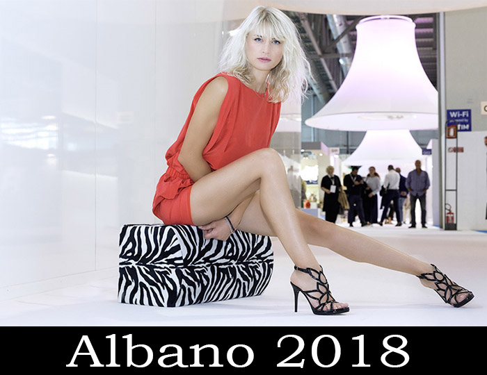 Shoes Albano spring summer 2018 fashion for women