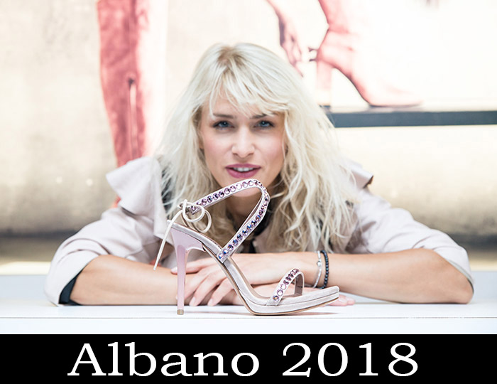 Shoes Albano Spring Summer 2018 For Women News