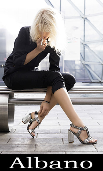 Shoes Albano spring summer 2018 for women