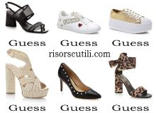 Shoes Guess spring summer 2018 new arrivals for women