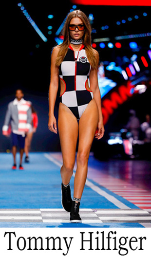 Tommy Hilfiger Spring Summer 2018 Clothing For Women