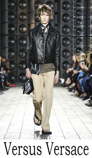 Versus Versace Spring Summer 2018 Clothing For Men