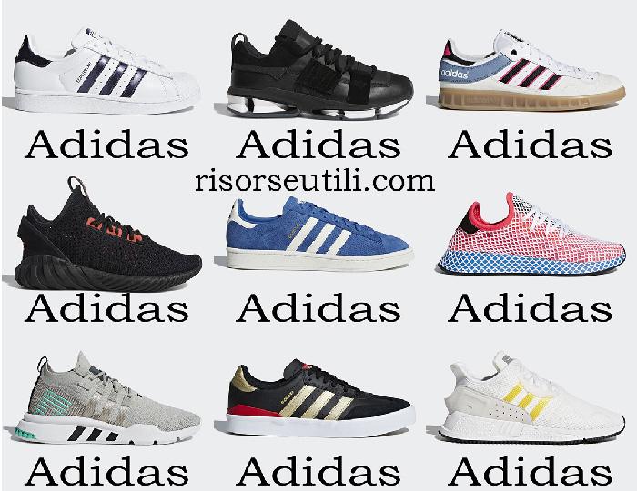 Adidas Originals 2018 sneakers shoes for men news