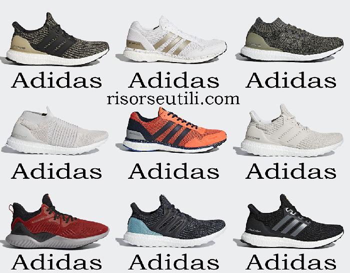 Adidas Running Spring Summer Shoes For Men