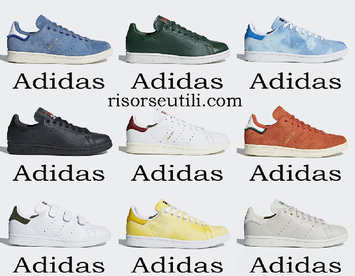 Adidas Stan Smith Spring Summer Shoes For Men
